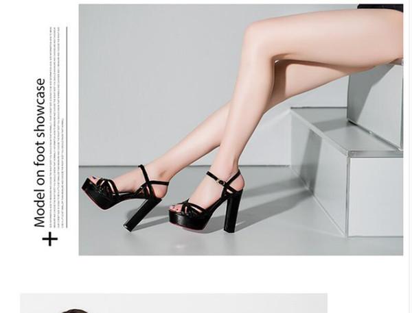 as #1 black 13cm heel