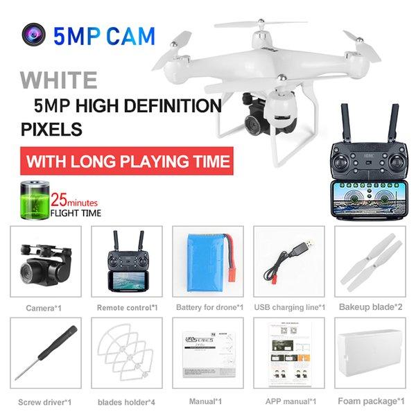 5mp Camera White