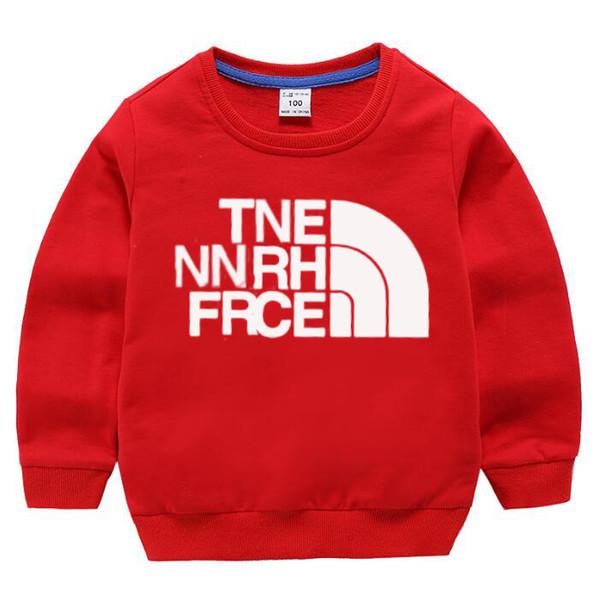 top popular Baby Girls Rainbow Sweater Kids Long Sleeved Hoodie Cartoon Rainbow Printed Tassels T-shirt Autumn Winter New children Clothing 2021