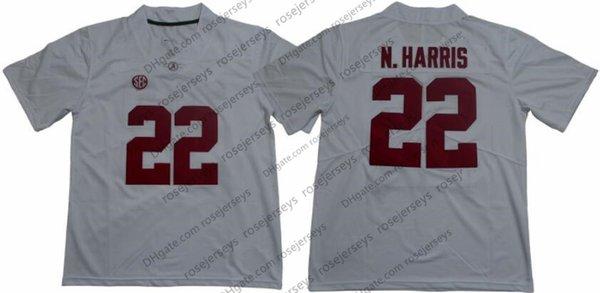 22 Najee Harris White