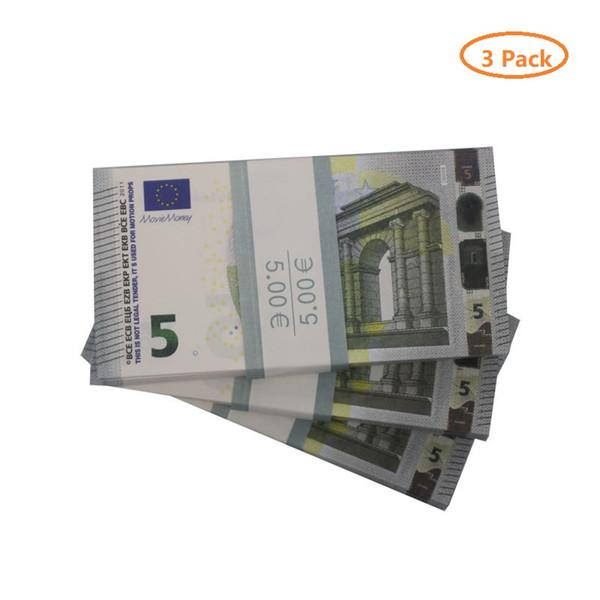 5 euros (3pack 300pcs conta)