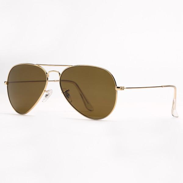 00133 золото / коричневый классический