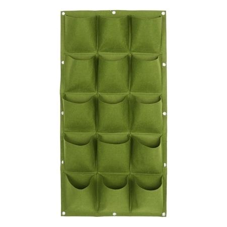15 Pock verde
