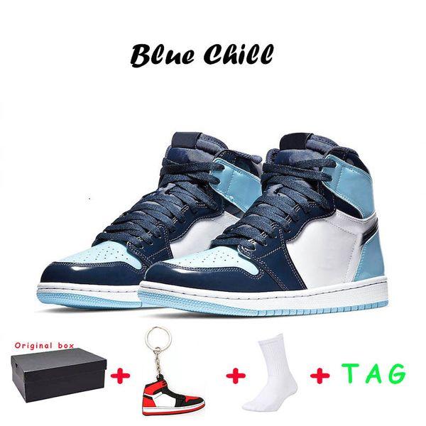10 Blue Chill