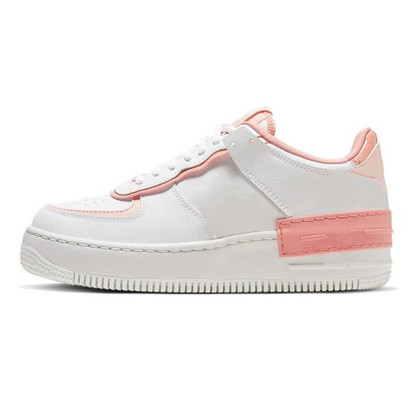 #33 White Coral Pink 36-40