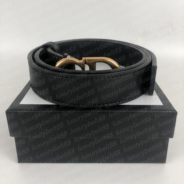 Bronze buckle + Black