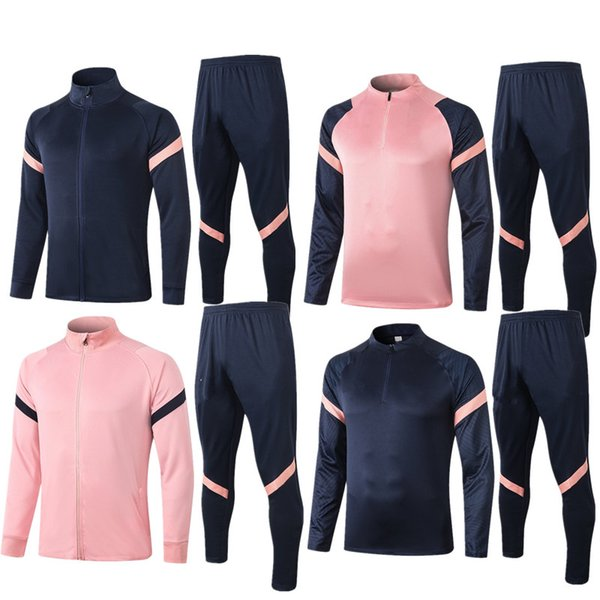 best selling Thai Quality 2020 KANE Football Jacket Survetement Shirts LO CELSO 20 21 BERGWIJN SON Soccer Tracksuit Jerseys LAMELA BALE training suit XXL