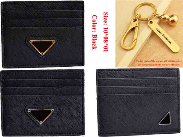 top popular Wholesale top quality cheap holder credit card wallet card holder business card holder case purse 2021