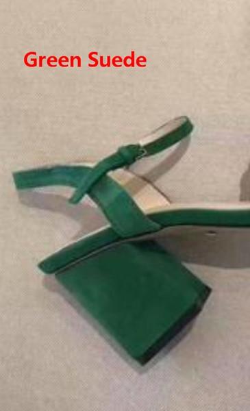 Verde De Camurça