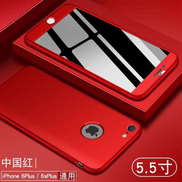 6P / 6SP China Vermelho x (Etiqueta Exposta) Enviar filme temperado