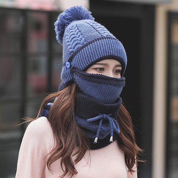 الأزرق قبعة صغيرة