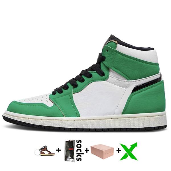 No.18 40-45 Yüksek OG Şanslı Yeşil