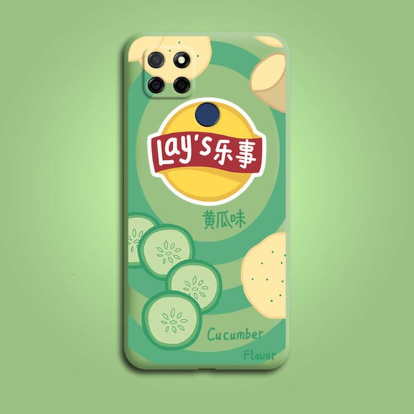 Realme Q2i - Matcha Green - Concombre Leshi