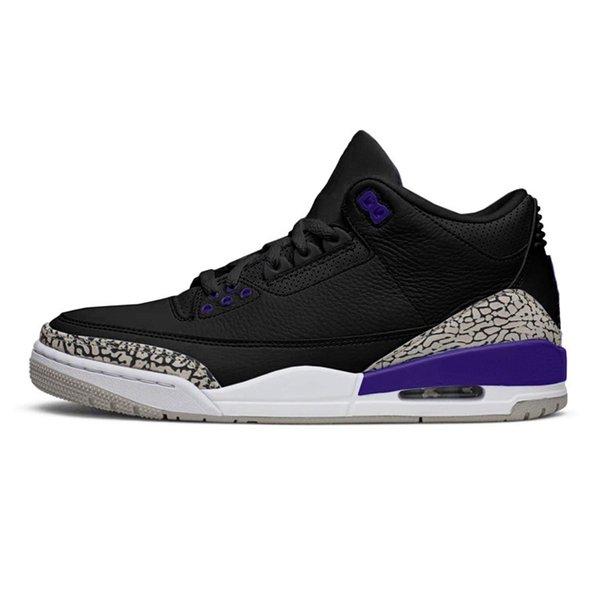 #27 Court Purple