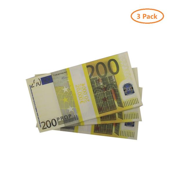2백유로 (3pack 300PCS 법안)
