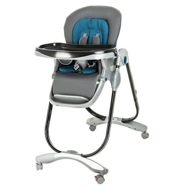 best selling Highchairs sillas para bebe high chair baby portable baby high chair baby portable seat trona portatil bebe folding four wheel LJ201110