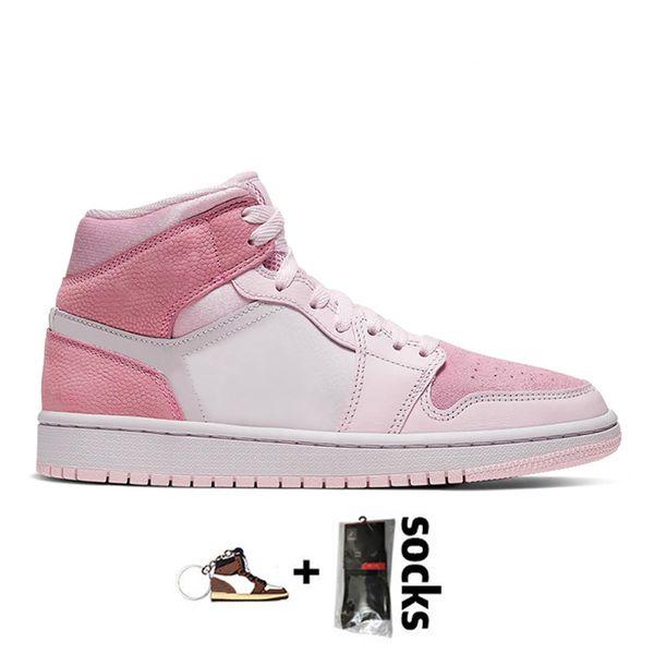 A1 Digital Pink 36-40