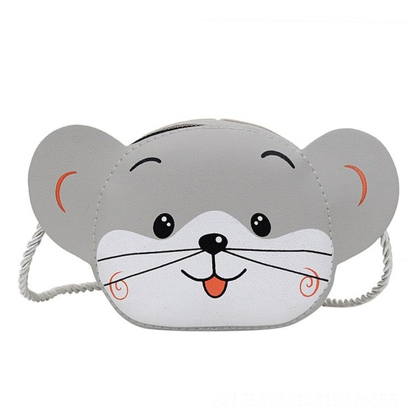 Grey Mouse 1