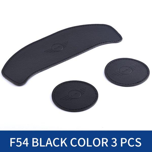 F54 الأسود 3PCS.