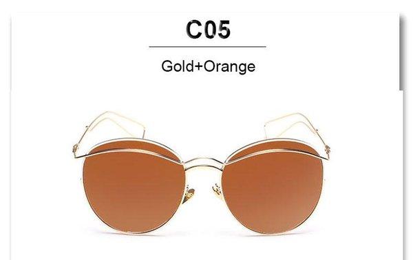 Gold orange d77.