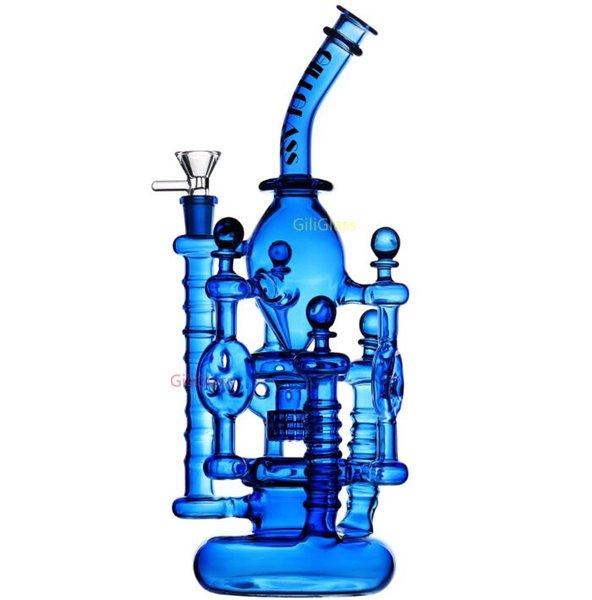 Gili-046 blau mit Schale