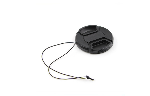 best selling SLR camera lens cover the lid   55 58 62 67 49 52 second generation   77 82 mm lens cap