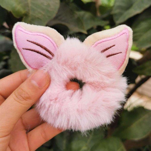 Fuchsohren rosa Haarkreis