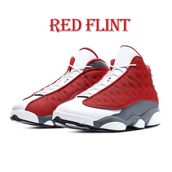 13s 7-13 Red Flint