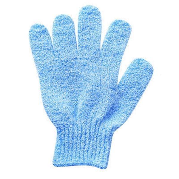 # 6 guantes de baño