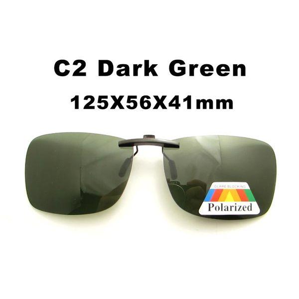 C2 Verde Scuro 125X56