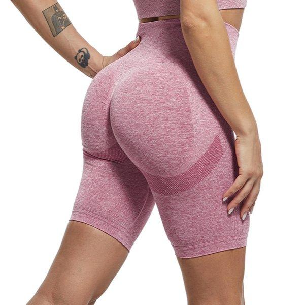 Short Leggings Pink