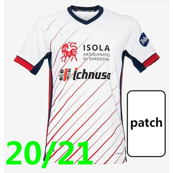 20 21 Away Patch