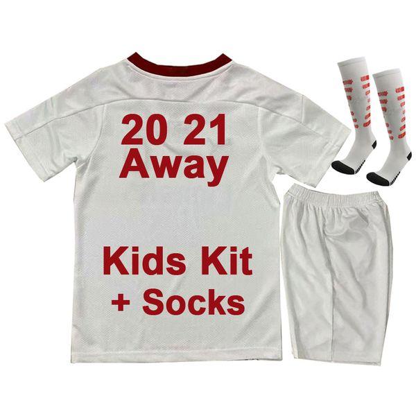 TZ677 2021 away Have Socks