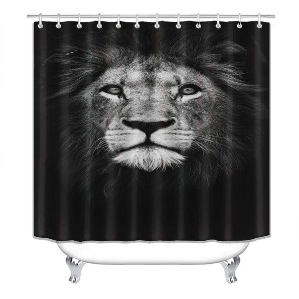 Douche Curtain12
