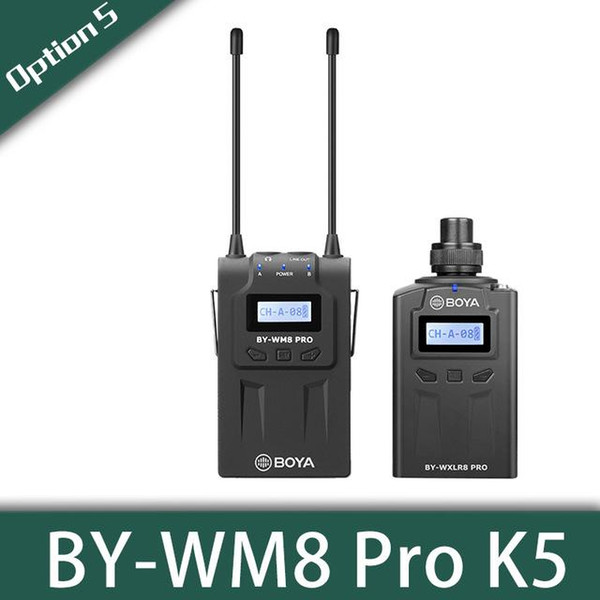 BY-WM8 Pro K5
