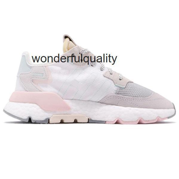 #22 36-39 White Mint Pink