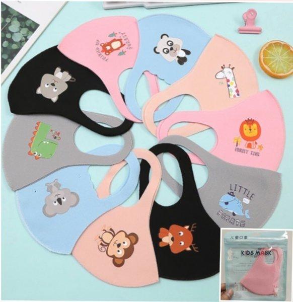 Kinder-Maske (Misch Design)