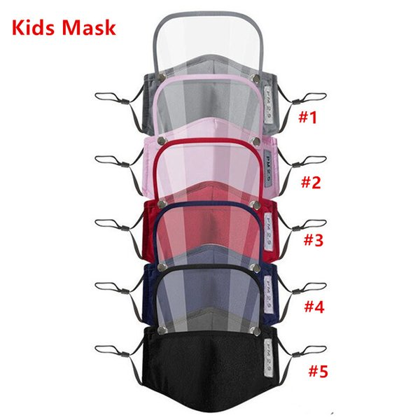 Kids Masque sans vanne