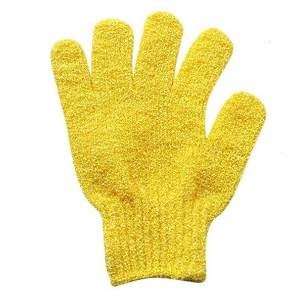 # 1 guantes de baño