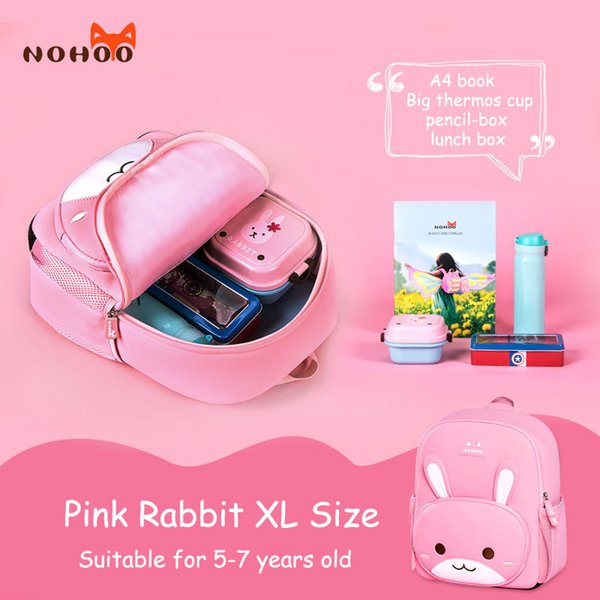 Lapin rose Xl