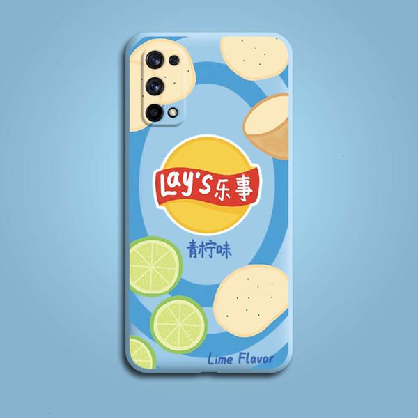 Realme Q2Pro - Sky Blue - Leeshi - Lime