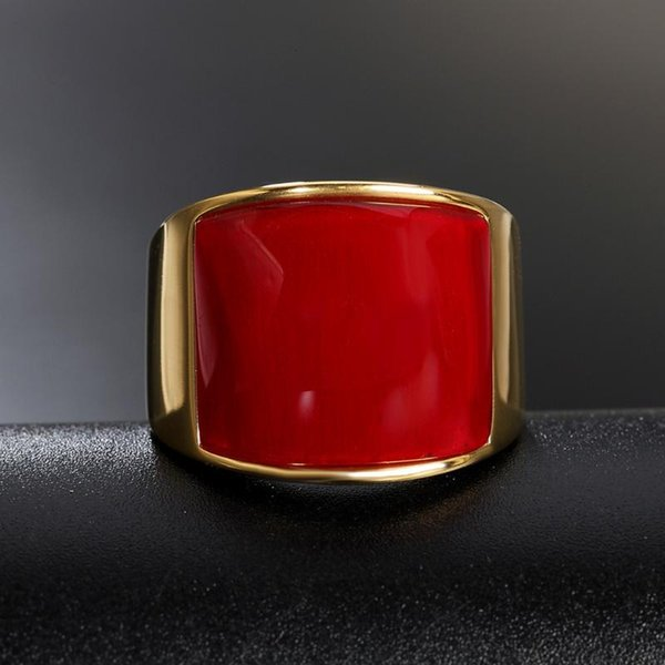 Gold Red