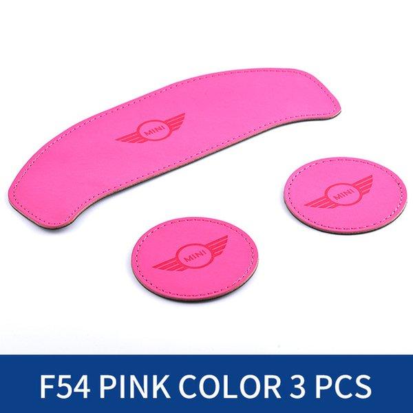 F54 الوردي 3PCS.