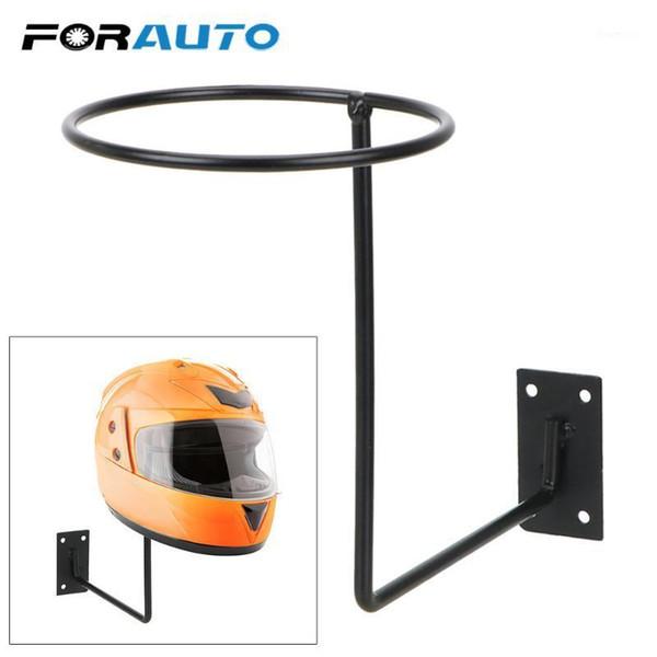 best selling Hanger Support Helmet Display Stand Aluminum Wall Mounted Hook Rack Motorcycle Helmet Holder For Hat Cap Motorcycle Accessories1