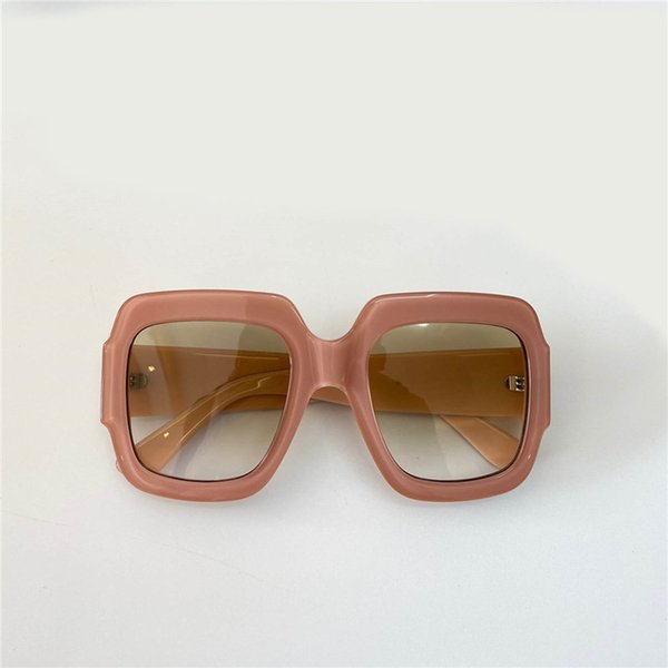 Rosa Frame Gradient-Tee-Linse