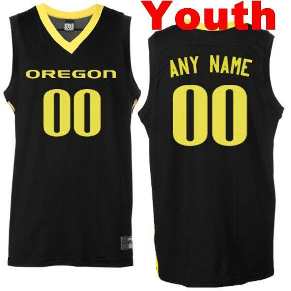 Youth Black Yellow.