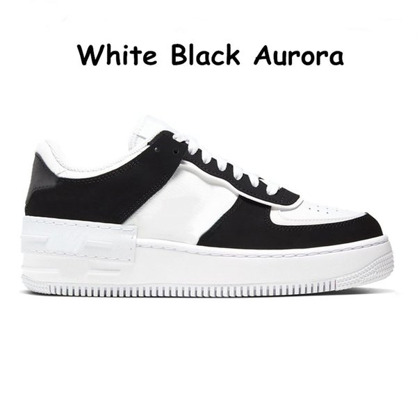 D16 белый черный Aurora 36-45