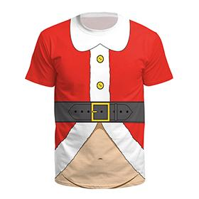 Red christmas clothes-SB121-004