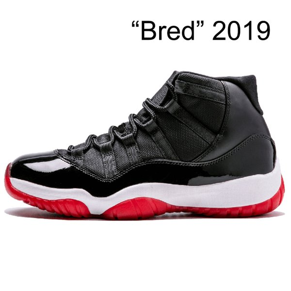 11s Bred 2019.