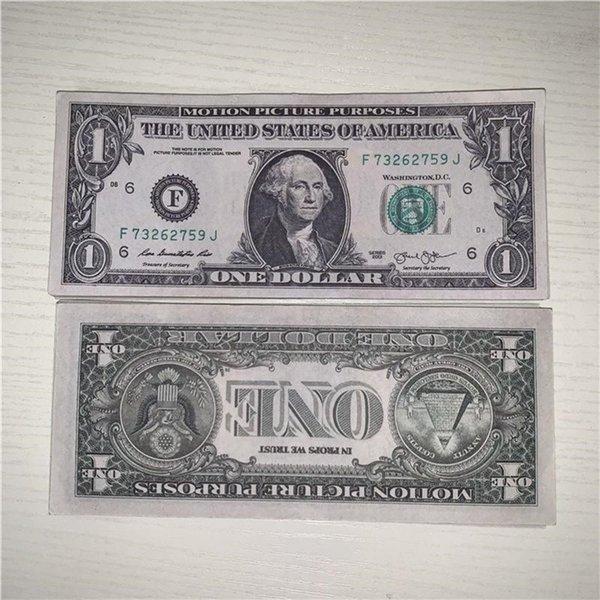 1 $ 100pcs